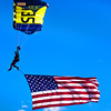 Navy Seals Parachuting at Puopolo Park