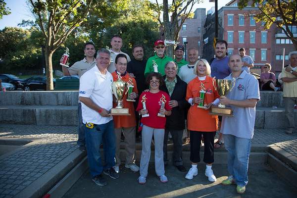 2012-09   NIASHF and TONE New England 9th Annual Bocce Tournament