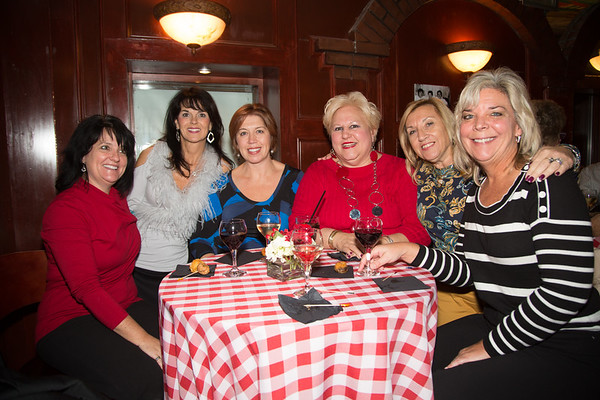 The Girls at Lucia's 35th Anniversary