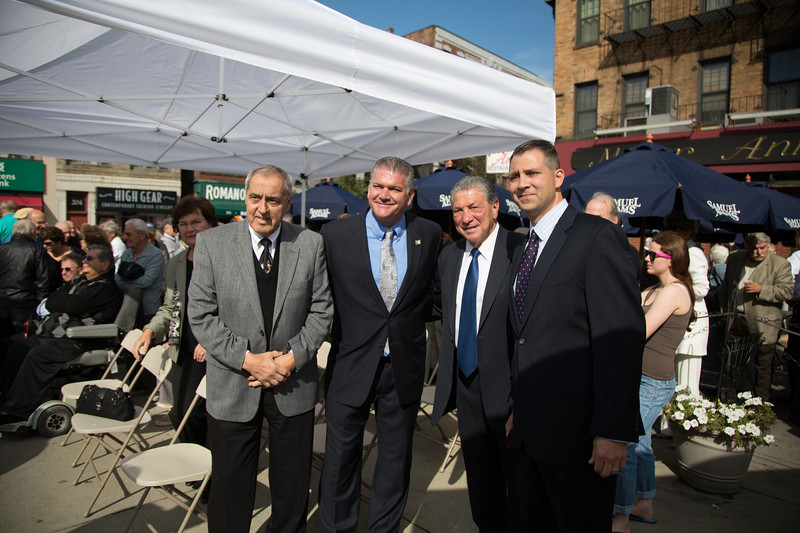 Tony DeMarco Statue Unveiling - October 2012 16