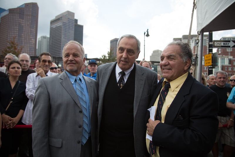 Tony DeMarco Statue Unveiling - October 2012 98