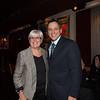St John School Principal, Karen McLaughlin and State Rep. Aaron Michlewitz