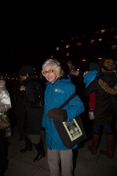 Joan - Volunteer Hero at Christopher Columbus Park