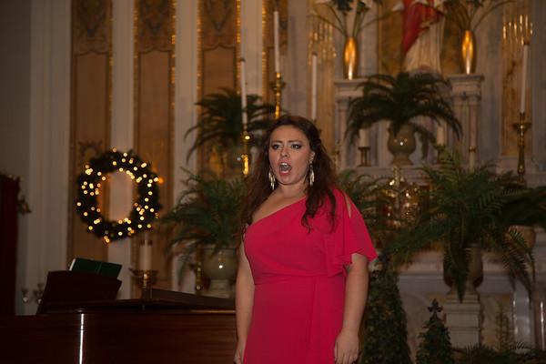 2012-12   1st Annual Italian Christmas Concert