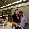 Lisa and Nehal at LIT Boutique on Hanover Street