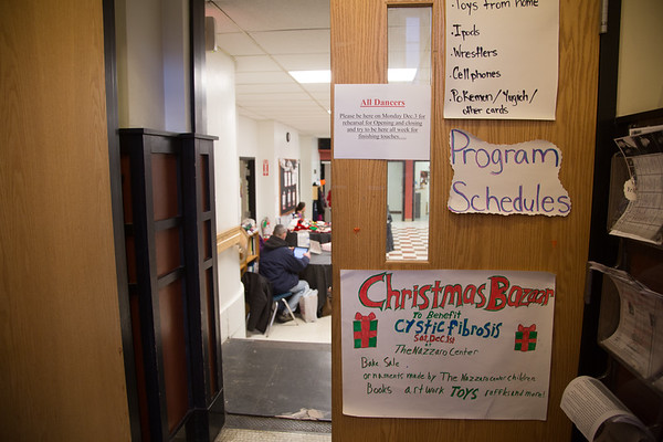 2012-12   Christmas Bazaar to Benefit Cystic Fibrosis