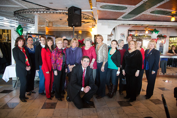 2012-12 | North End Christmas Fund Luncheon