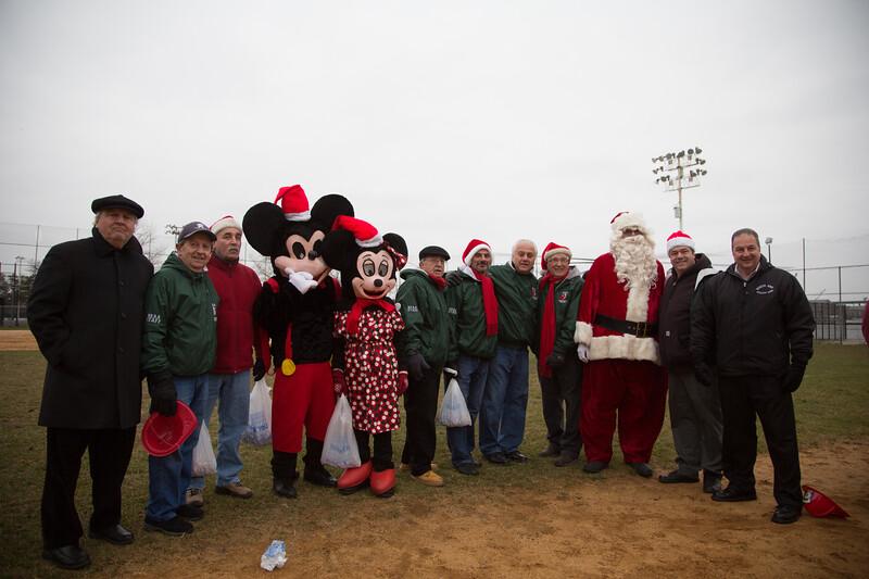 NEAA Staff Organizers for 2012 Christmas Parade