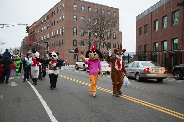 Characters on Commercial Street