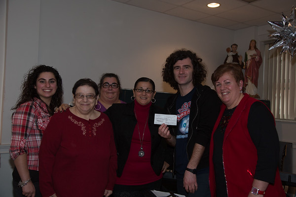 2012-12   St Lucy Society Christmas Party