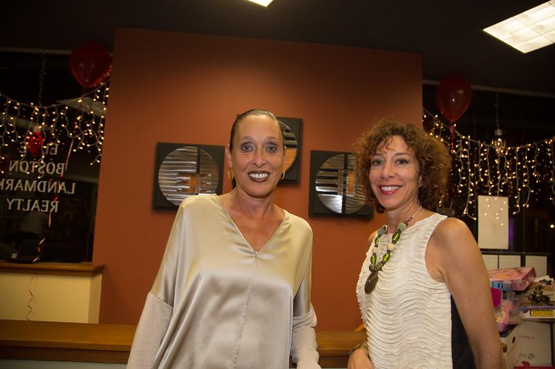 Toni Gilardi and Maria DiTullio at Elite Boston Landmark Realty