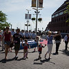 FOCCP President Joanne Hayes-Rines (right) and Family lead off the parade - 2012-06-30 at 09-57-08
