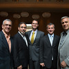 From left, Paul McNamara, James Pasto, Alex Goldfeld, Stephen Passacantilli and Stephen Puleo - 2012-06-25 at 18-39-26