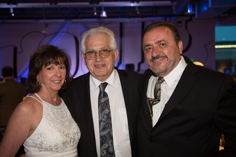 From Left: Pam, Louie and Donato