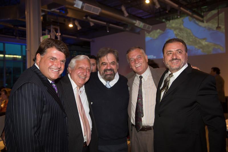 The Fratarolli's and Friends at italianissimo
