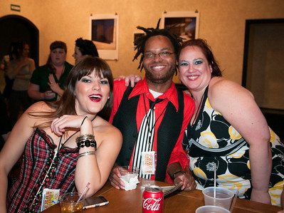 Texas Burlesque Festival at The Marchesa Hall & Theatre - Day 1