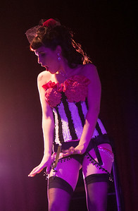 Texas Burlesque Festival at The Marchesa Hall & Theatre - Day 2