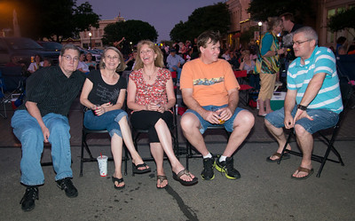 Red Poppy Festival Friday Night Kickoff Party in Georgetown, Texas