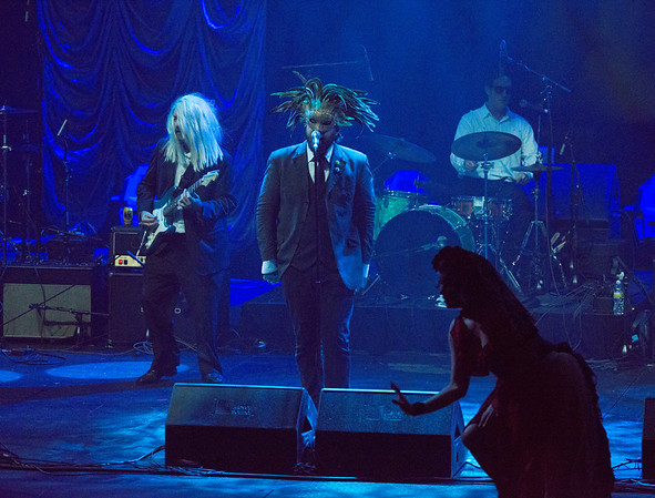 Zombie Ball 2012 at ACL-Live