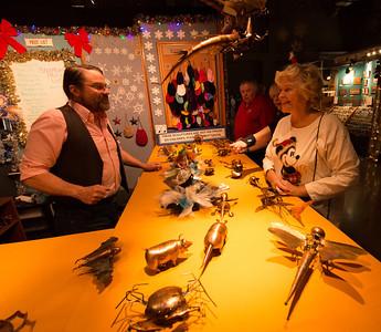 Armadillo Christmas Bazaar 2012