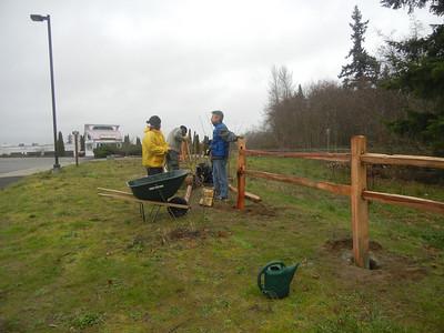 Austin Peterson Eagle Project - Day 2 - Dec 9