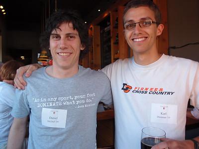 Breakside Brewery Alumni Social May 10, 2012