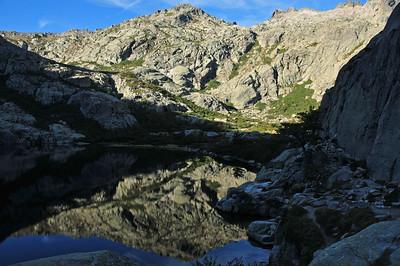 Climbing in Corsica (2012)