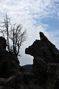 Hiking in the Calanche near Porto