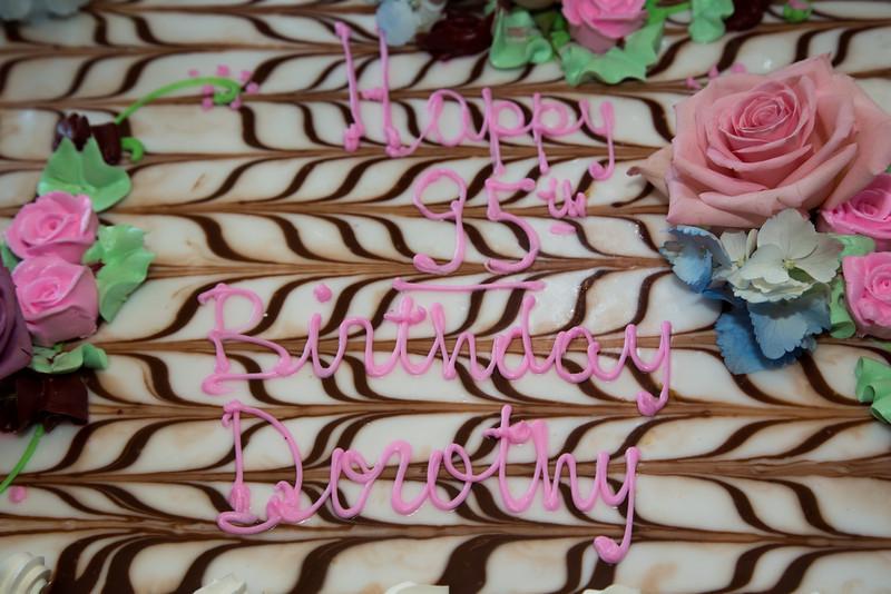 Dorothy's Birthday 121