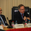 Mr Paul Charlton (First Secretary, Permanent Mission of Canada to the UN), Dr Jovan Kurbalija
