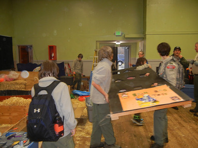First Aid/E-Prep/Zombie campout - Oct 26-28