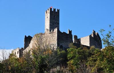Castle near Arco