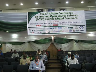 IDLELO5 Abuja March 2012