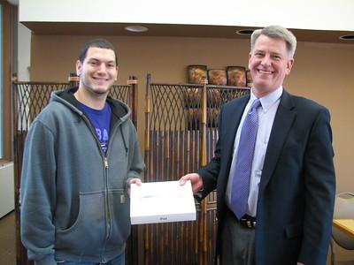 iPad Giveaway 2012