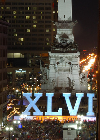 Indy Superbowl 2012