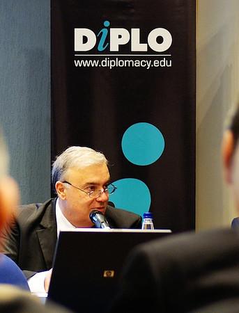 Hon. Dr Michael Frendo