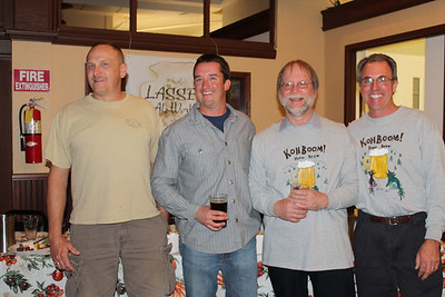 Lassen Ale Works Microbrew Contest