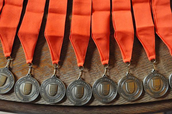 Legacy Graduates Reception, May 5, 2012