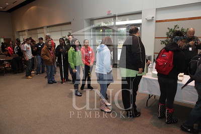 UNCP hosts the Native Foodways on Thursday, November 15th, 2012. native_foodways_0051.jpg