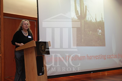 UNCP hosts the Native Foodways on Thursday, November 15th, 2012. native_foodways_0009.jpg