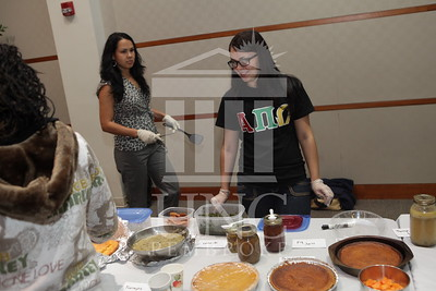 UNCP hosts the Native Foodways on Thursday, November 15th, 2012. native_foodways_0026.jpg