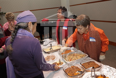 UNCP hosts the Native Foodways on Thursday, November 15th, 2012. native_foodways_0039.jpg