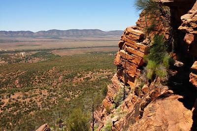 Rock Climbing at Moonarie