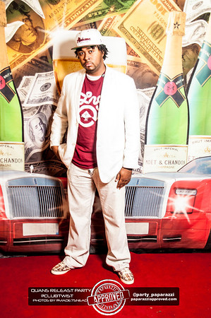 #QUAN RELEAST PARTY @CLUBTWIST --- PHOTOS BY @MADE7SNEAD
