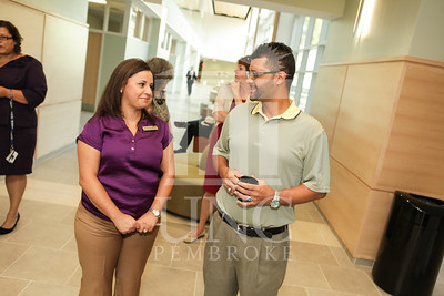 Chancellor's Reception at the Allied Health Building UNC Pembroke on Tuesday, August 14th 2012. IMG_7509.JPG