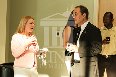 Chancellor's Reception at the Allied Health Building UNC Pembroke on Tuesday, August 14th 2012. IMG_7034.JPG