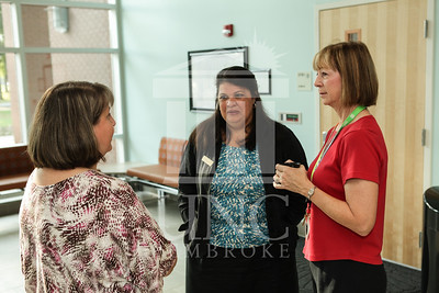 Chancellor's Reception at the Allied Health Building UNC Pembroke on Tuesday, August 14th 2012. IMG_7530.JPG