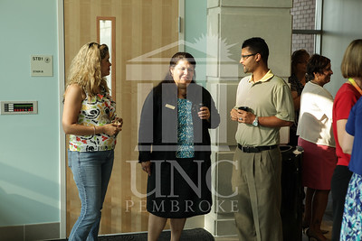 Chancellor's Reception at the Allied Health Building UNC Pembroke on Tuesday, August 14th 2012. IMG_7516.JPG