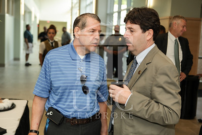 Chancellor's Reception at the Allied Health Building UNC Pembroke on Tuesday, August 14th 2012. IMG_7527.JPG