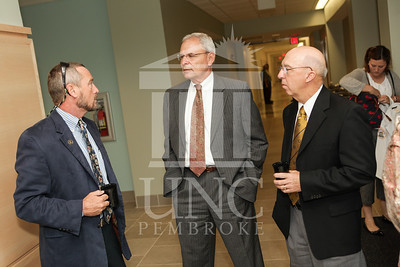 Chancellor's Reception at the Allied Health Building UNC Pembroke on Tuesday, August 14th 2012. IMG_7528.JPG